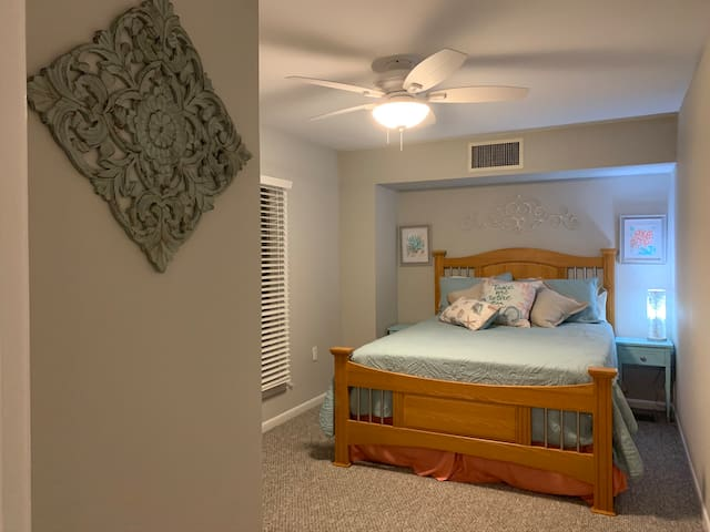 Guest Bedroom with a fresh face lift!