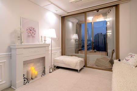 *New* Hinoki Bath wt Best View, Jamsil Luxury APT* - 서울특별시 송파구 - Apartmen