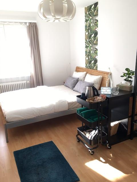 Gemütliches Zimmer in der Nähe von Luzern