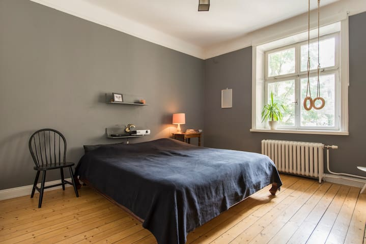 Spacious and comfortable room in central Stockholm