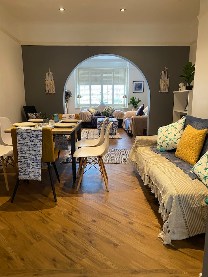 Large Family Retreat Hastings and Bexhill on sea