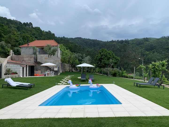 Casa da Laiginha - Mountain Retreat (2 Houses)