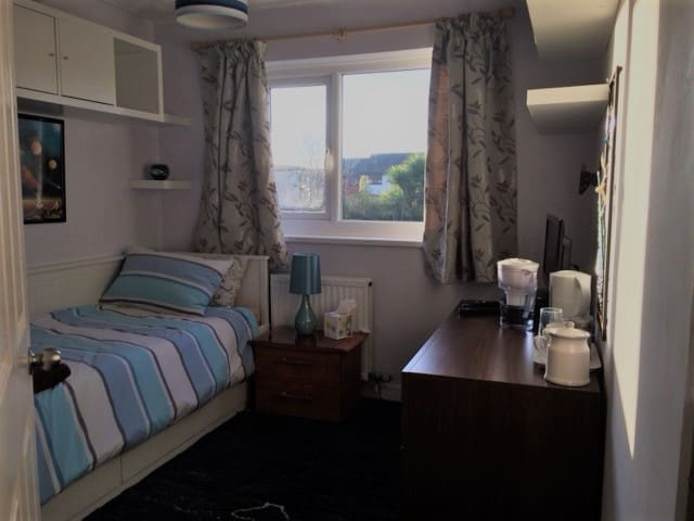 Comfortable private room - Plymouth - Casa