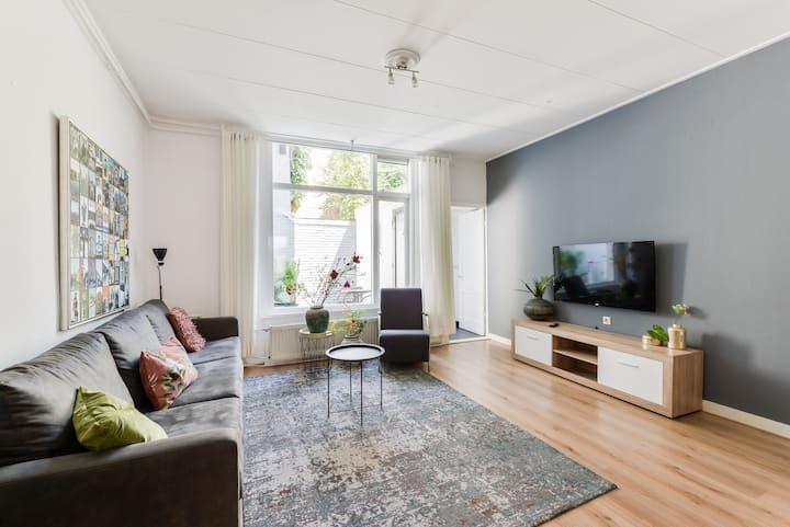 Lovely house Alkmaar centre near Amsterdam and Bergen