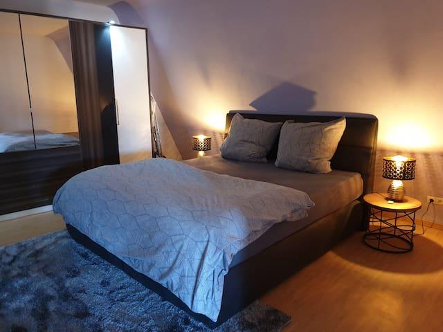 Moderne Wohnung mit Loggia und tollem Ausblick