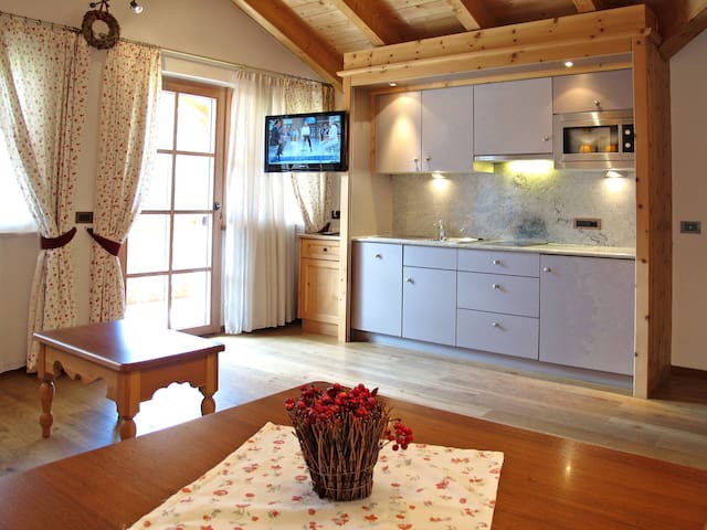 Holiday apartment Alpin Apartments Piculin