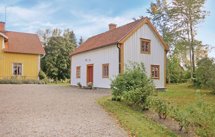Holiday cottage with 1 room on 70 m² in Vadstena