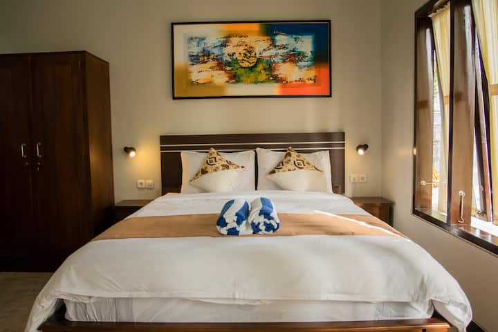 Cozy House DBL Bedroom with Pool in Canggu #1
