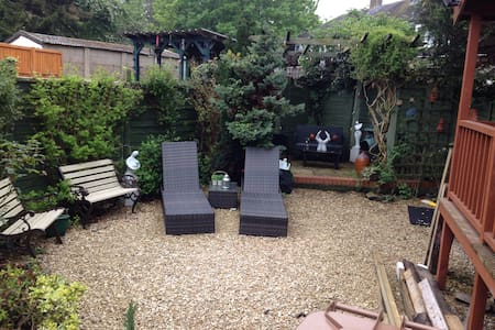 Great modern double room! - Oxford - House