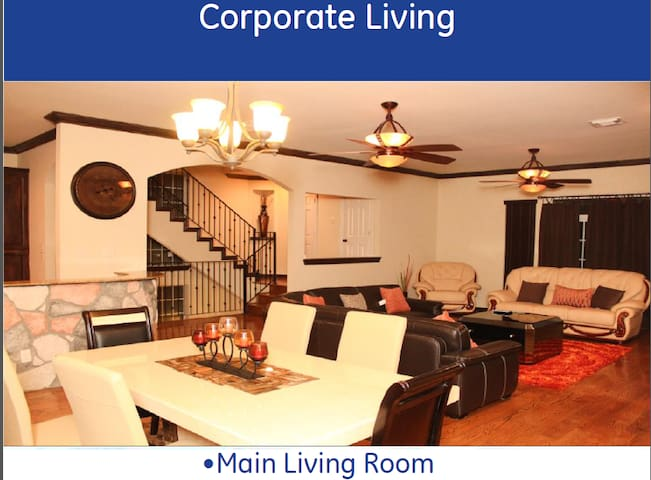 Luxury Vacation/Coporate Living