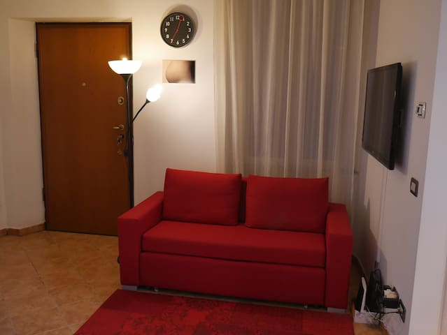Nice Apartment on the Sea of Rome (Ostia Lido) - Lido di Ostia - Appartement