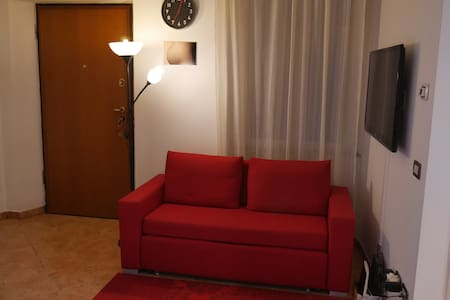 Nice Apartment on the Sea of Rome (Ostia Lido) - Lido di Ostia - Lejlighed