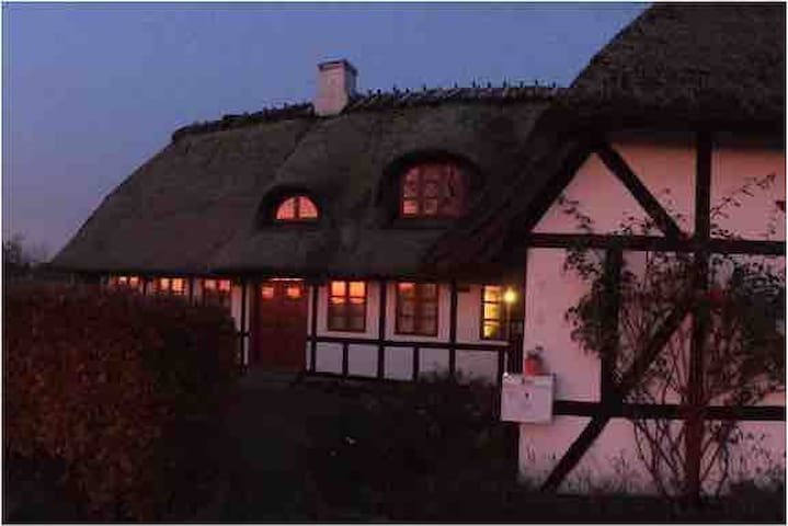 Overnatning ved Egeskov Slot, Kværndrup