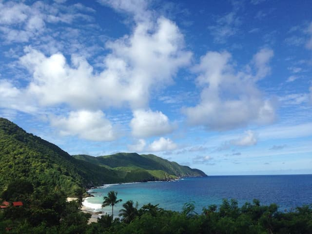 St. Croix Buck Island Views on North Shore