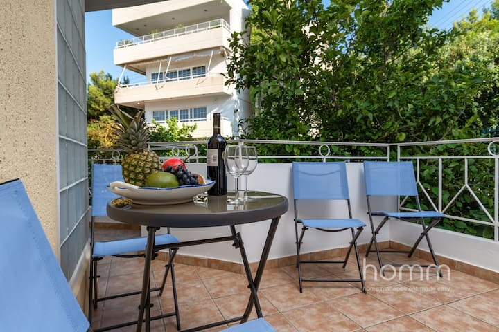 81m² homm Apartment  in Voula with 2bd