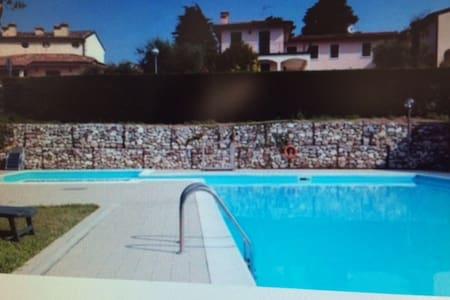 Appartamento prestigioso con grande piscina - Cavaion Veronese - Apartmen