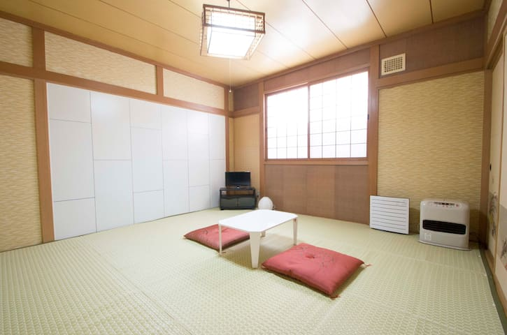 A5 Share type friendly house near Kuchan station - Kutchan