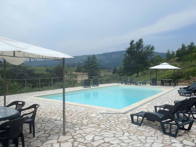 Villa a Stazione Masotti per 19 persone ID 398 - Serravalle Pistoiese - Byt