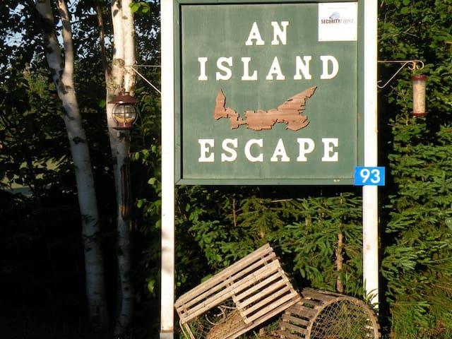 An Island Escape