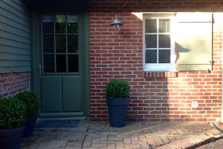 Le Vert Normand... La petite maison - Beuzeville - Casa