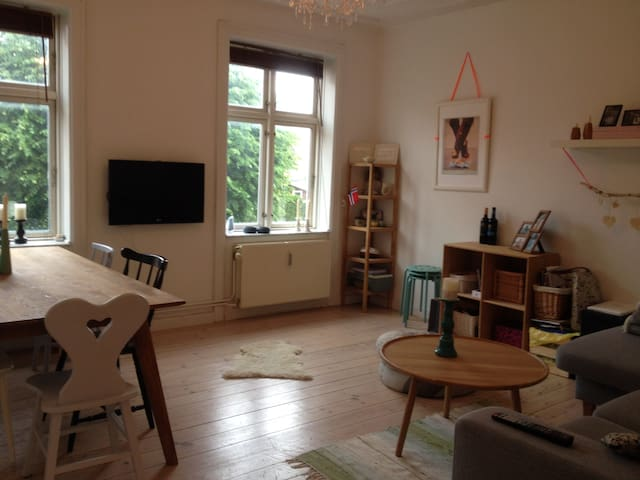 Nice apartment close to city center - Kööpenhamina - Huoneisto