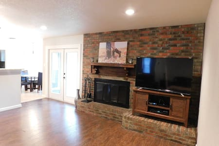 Beautiful home in Hurst.  Easy access to DFW