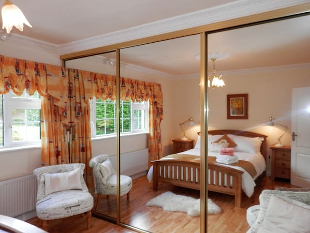 Room No 1 ensuite - Castlemaine - Bed & Breakfast
