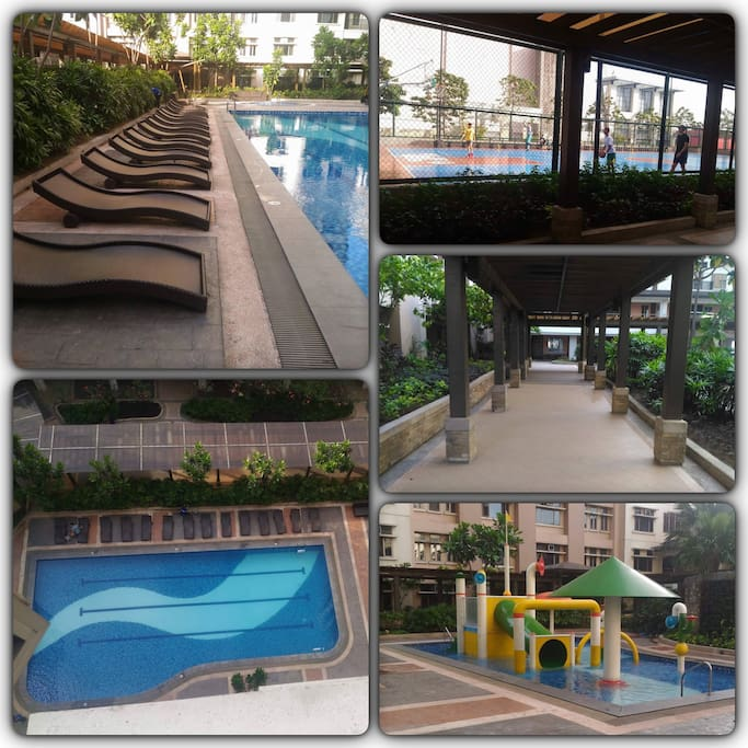 With full access to all amenities and location is very good and convenient to nearby malls and restaurants.