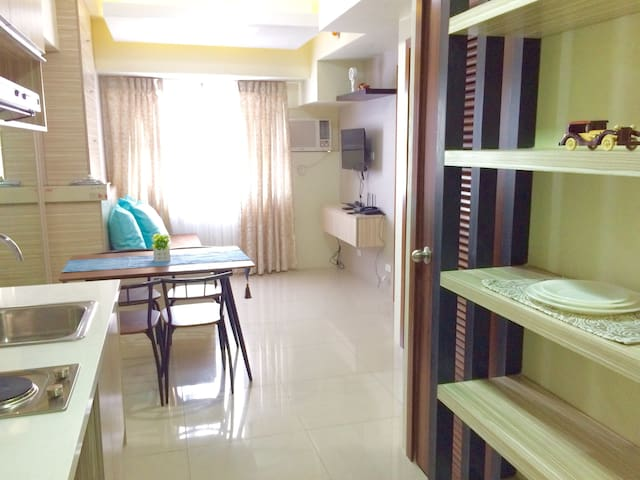 1 Bedroom Suite at the Heart of Cebu City