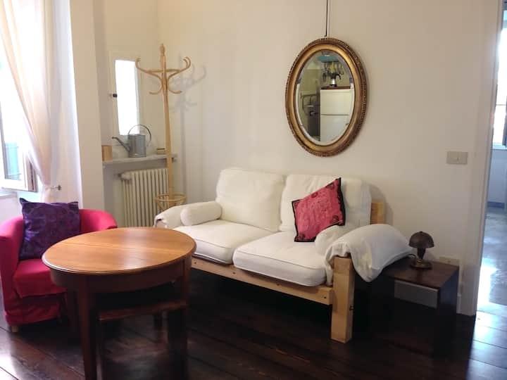 Il Veroncino, sunny apartment in Pigneto
