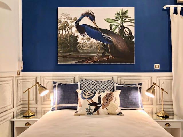 The Blue Bedoom
