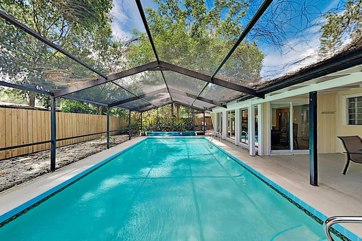 Family-Friendly Home with Fenced Yard, Patio, Pool