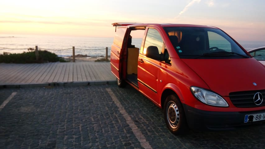 Surf CamperVan