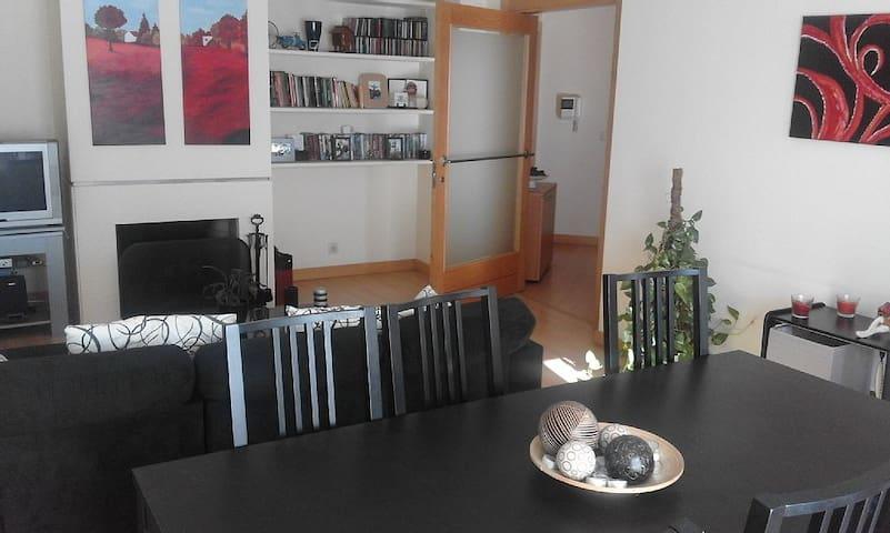 Apartamento T1+1, totalmente equipado - Pedrouços - Apartment