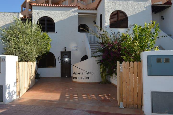 Apartamento primera linea de playa - Peníscola - Appartement