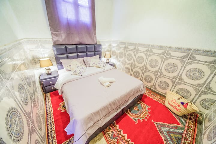 ★ Dar Widad - Comfortable Bedroom | Free Breakfast