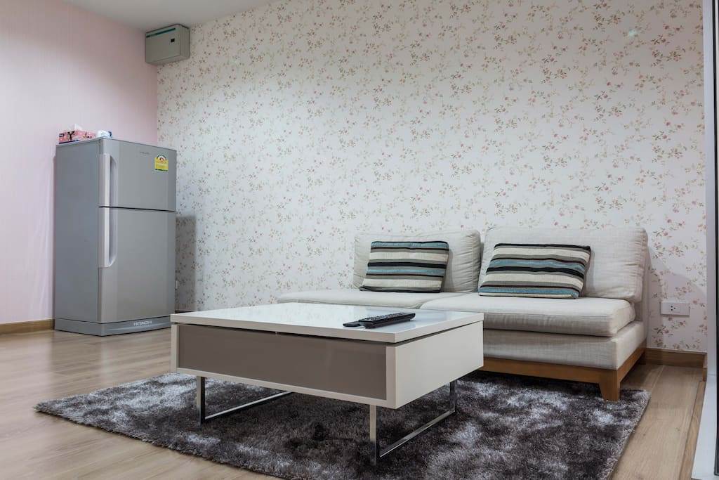 Comfort Living room (View II)