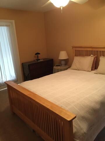 Private room for female travelers - Atlanta - Condominium