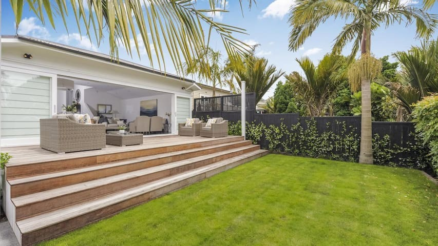 Private Ponsonby Oasis - Auckland - Villa