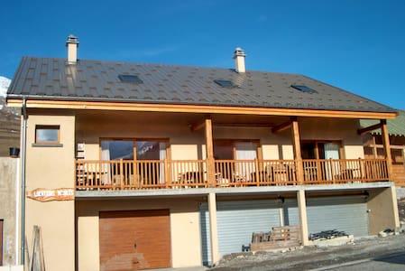 l'Aiguillon, grand  appartement en chalet montagne - Villar-d'Arêne