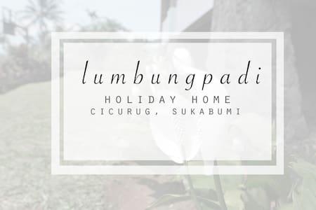 Lumbung Padi Holiday Home - Cicurug