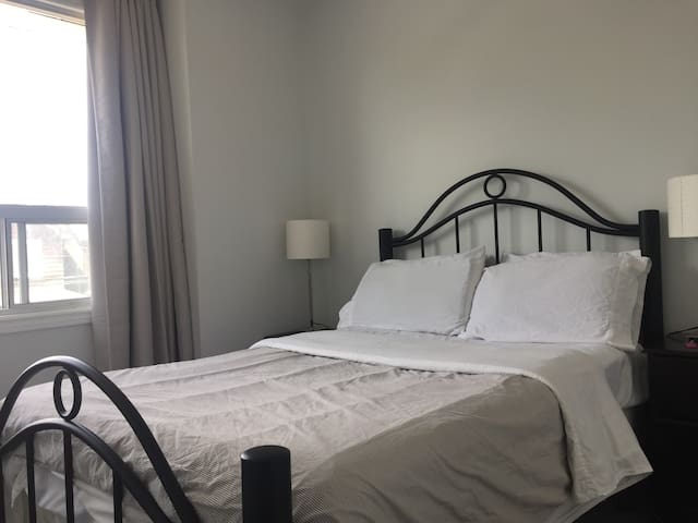 Beautiful bedroom with private bathroom in DT(203)