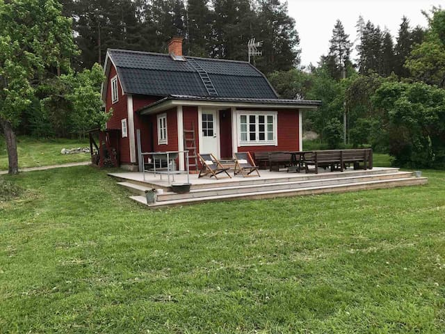 Animal friendly and cozy cottage
