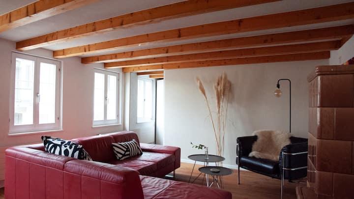 Private Wohnung–ruhige Lage am idyllischen Obersee