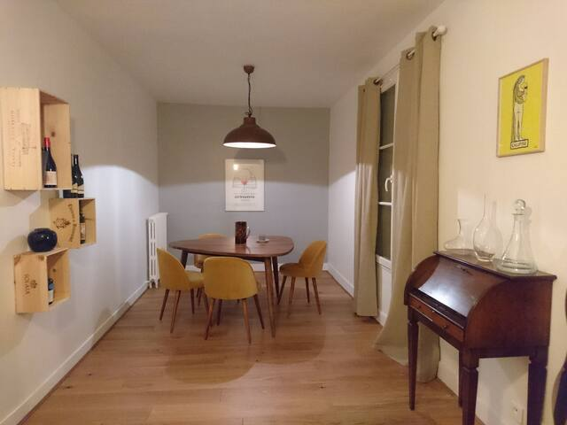 Appartement aux portes de Paris