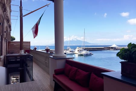 Yacht Club Capo Cervo Suites Sorrento Tartana - Sorrento