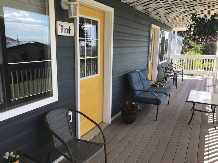 Cottage Duplex - LOVELY DECK  —LAKE SUPERIOR VIEWS