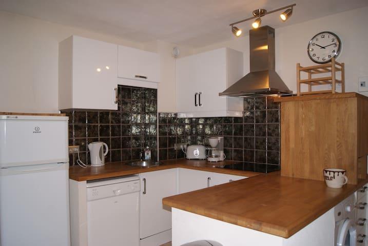 Ski-in/ski-out spacious apartment in Plagne Centre