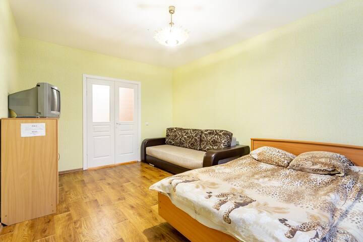 Однакомнатная квартира в Новобелице