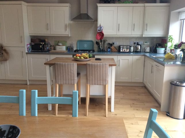 Beautiful family home close 2 Clontarf/City Centre - Dublin - House